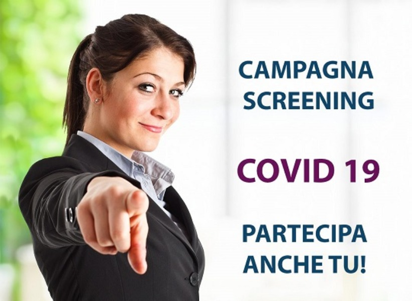Ordinanza n.3/2021 - Campagna di screening