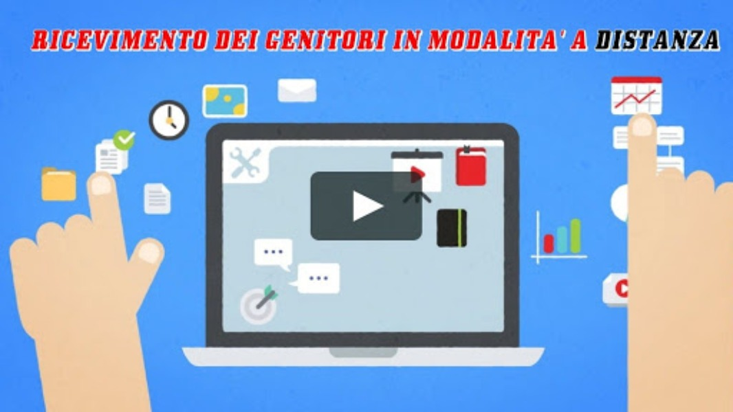 Video esplicativo di come organizzare i colloqu...